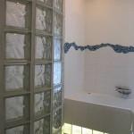 Verlichting onder bad