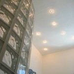 Minispotjes als plafondverlichting